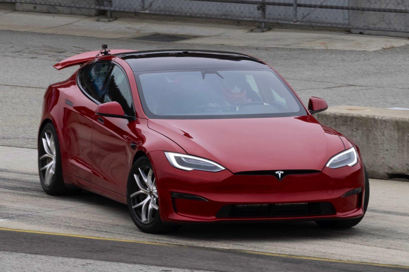 Tesla Model S Plaid está en juego en la lucha por las políticas de cambio climático