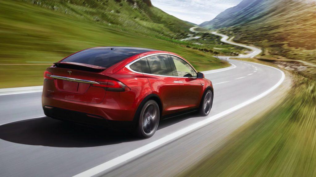 Tesla actualiza los plazos de entrega del Model X 'Refresh'