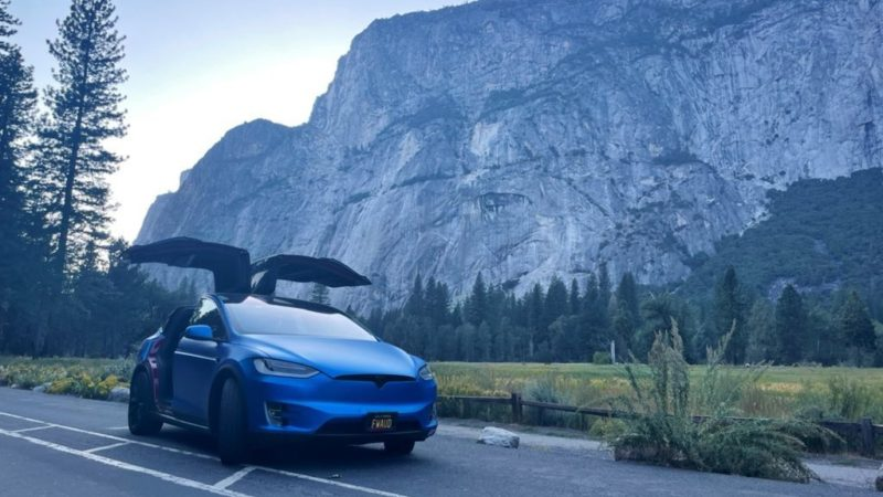 Tesla FSD Beta 9.2 completes scenic Yosemite drive with ease